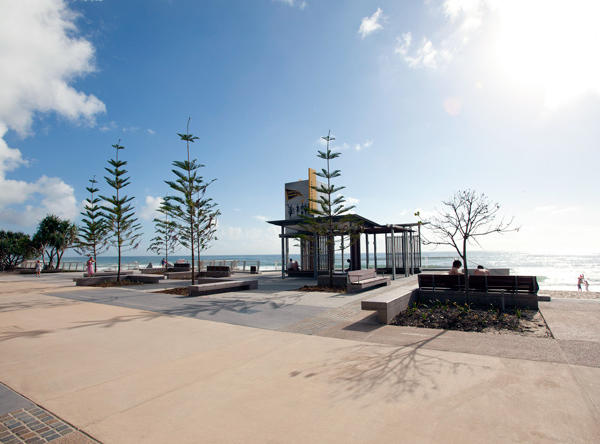 Surfers Paradise Foreshore - Image Gallery
