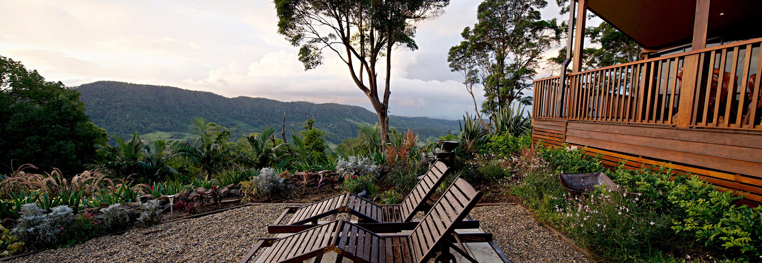 Rooms: Gold Coast Hinterland Accommodation