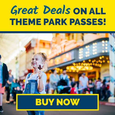 Book Theme Park Passes Online