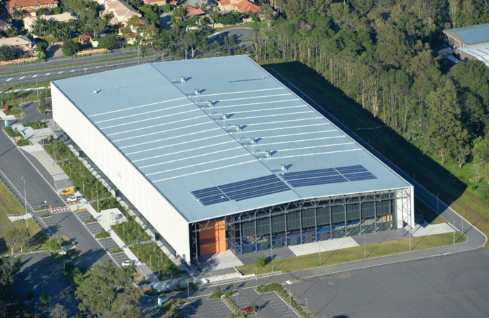 Coomera Indoor Stadium