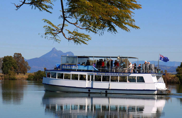 Tweed River Cruises + Lunch