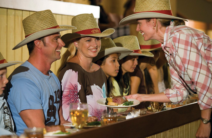 Outback Spectacular Aussie BBQ