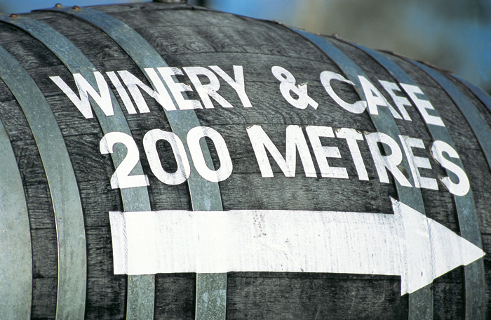 winery barrel