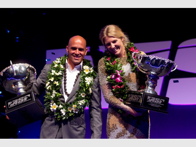 2012 ASP World Surfing Awards