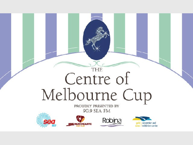 Centre of Melbourne Cup 2014