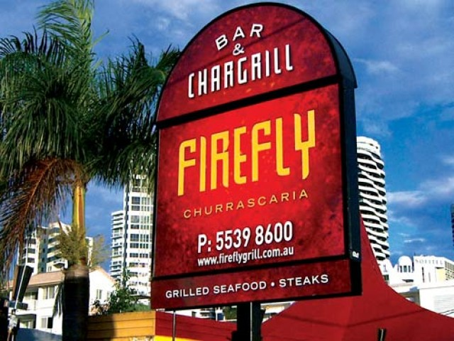 Christmas Day Lunch at Firefly Grill