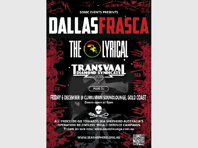Dallas Frasca With Special Guests