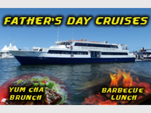 Fathers Day Yum Cha Brunch Cruise, Gold Coast