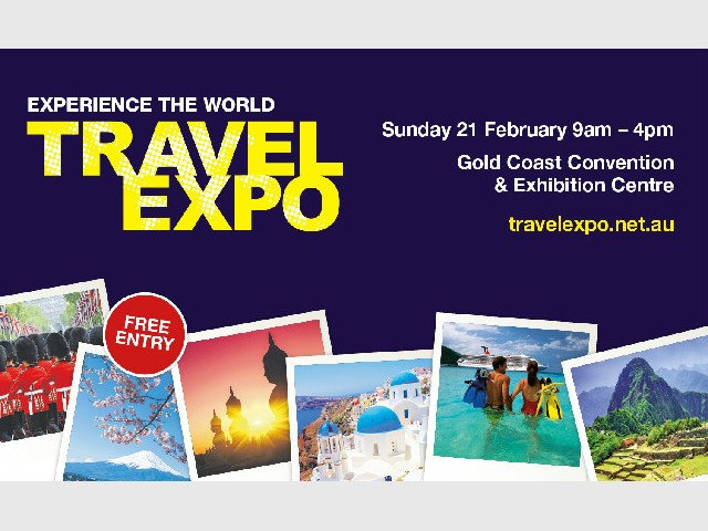 FLIGHT CENTRE TRAVEL EXPO