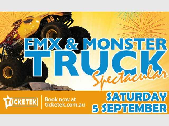 FMX & Monster Truck Spectacular