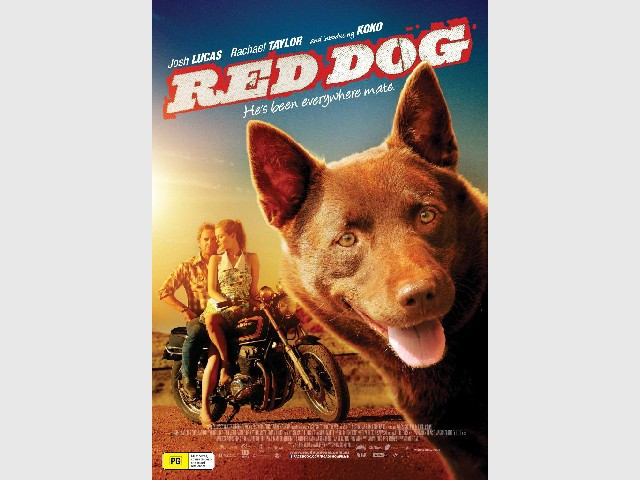 Free Outdoor Movies - Red Dog