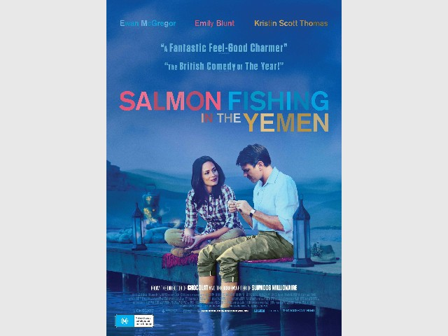Free Outdoor Movies - Salmon Fishing in the Yemen