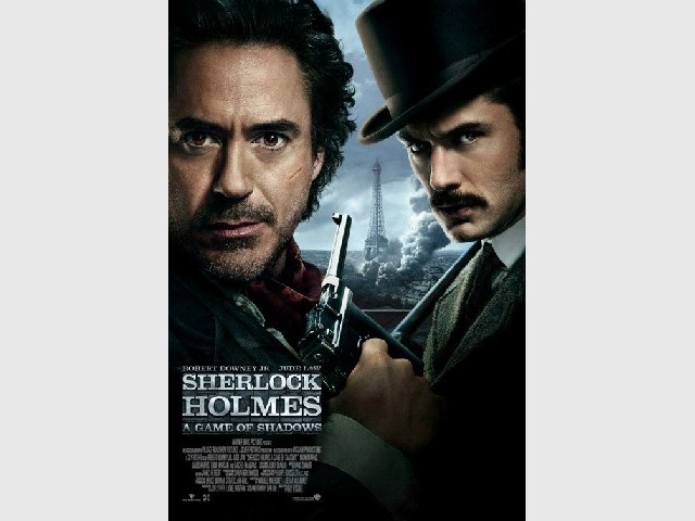 Free Outdoor Movies - Sherlock Holmes 2