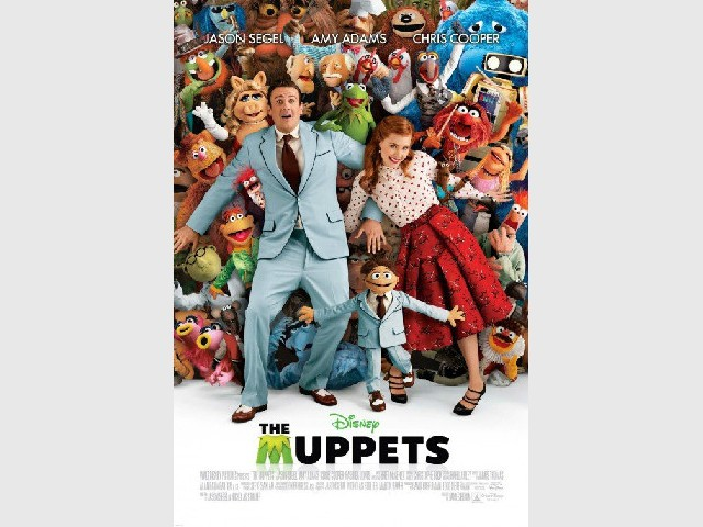 Free Outdoor Movies - The Muppets