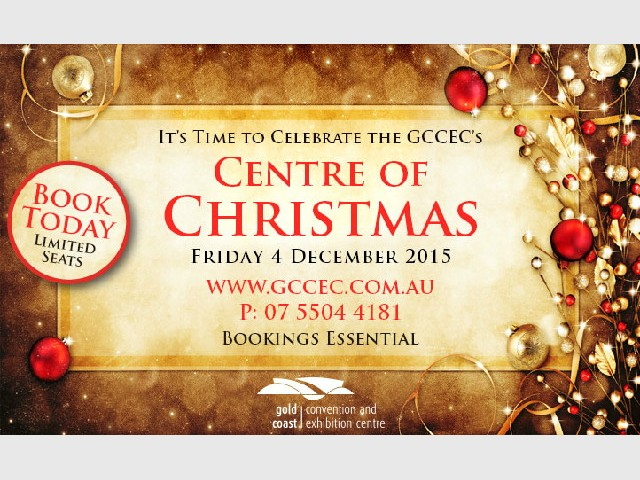 GCCEC's Centre of Christmas 2015