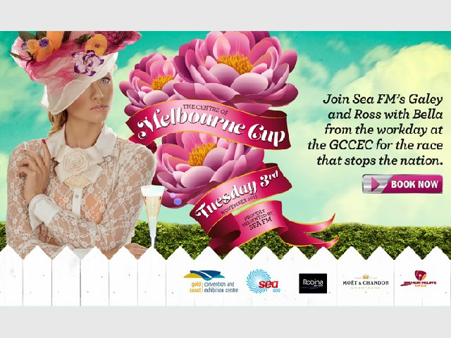 GCCEC's Centre of Melbourne Cup 2015