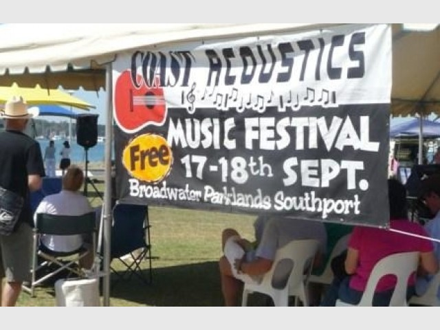 Gold Coast Acoustic Music Festival