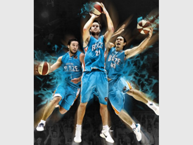 Gold Coast Blaze vs New Zealand Breakers