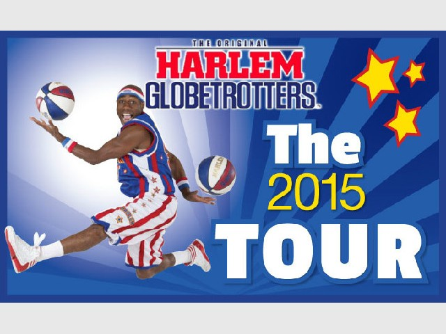 Harlem Globetrotters: The 2015 Tour