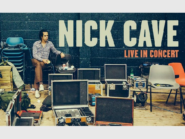 Nice Cave LIVE IN CONCERT