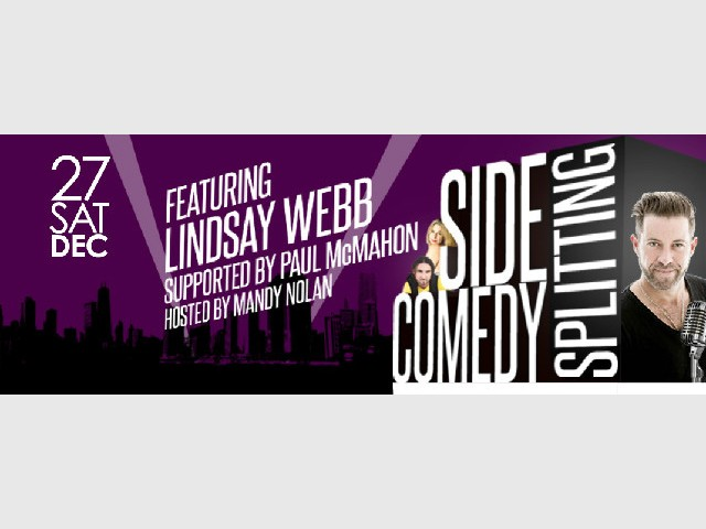Side Splitting Comedy at Currumbin RSL