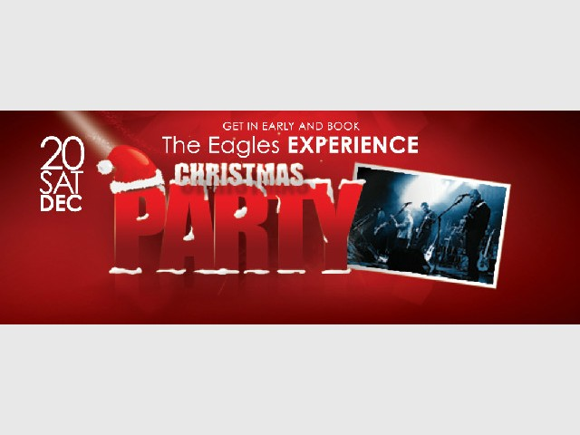 The Eagles Experience Christmas Party at Currumbin RSL
