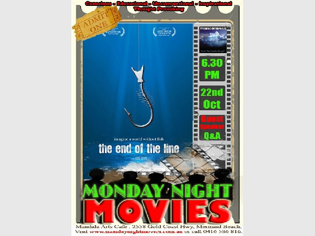 The End of the Line - Monday Night Movie
