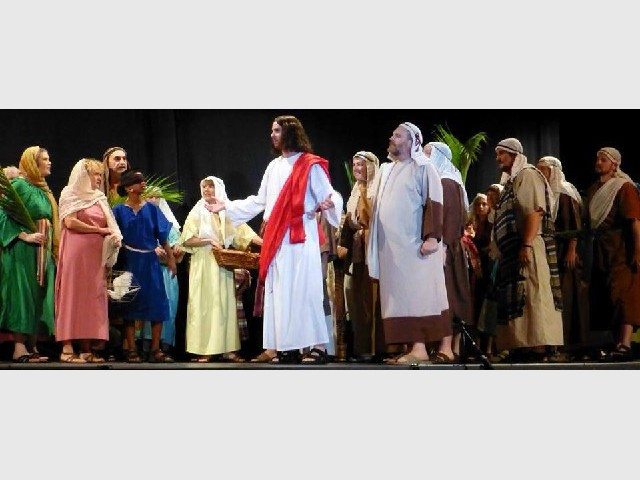 The Iona Passion Play 2015 - Gold Coast