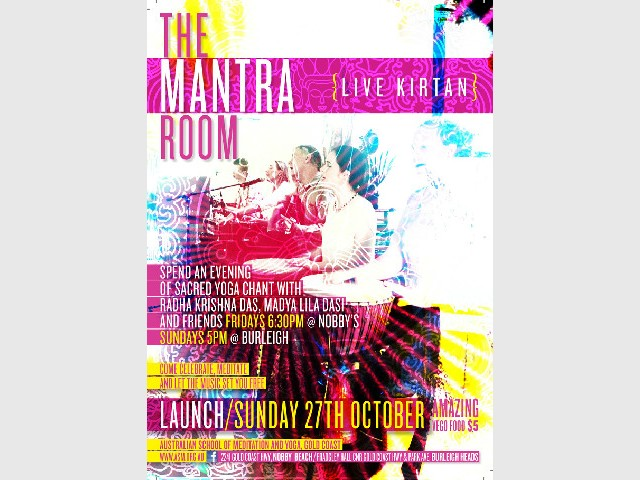 The Mantra Room (Live Kirtan)