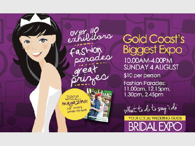 Your Local Wedding Guide Bridal Expo 2013