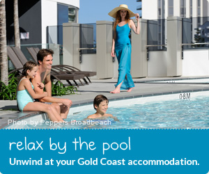 Unwind on the Gold Coast