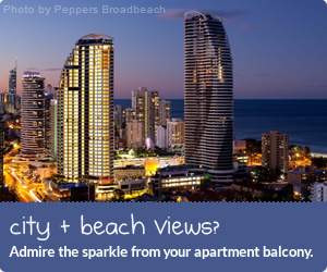 Beach Views from your Apartment