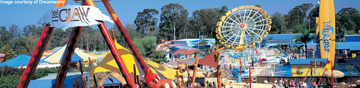 Dreamworld & WhiteWater World Theme Parks