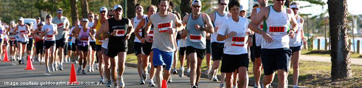 The Gold Coast Airport Marathon