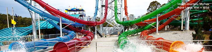 Wet n Wild - Buy Discount Theme Park Tickets